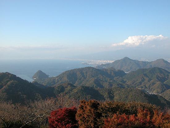 伊豆の国パノラマパーク 富士見テラス