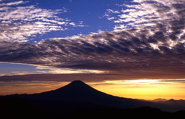 パワースポット富士山