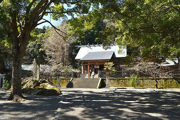 千葉・安房神社
