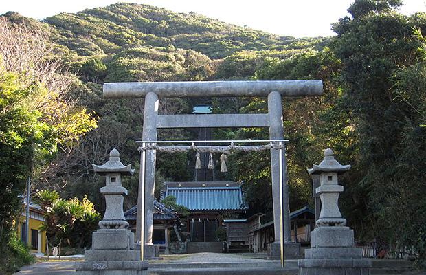 洲崎神社・大鳥居