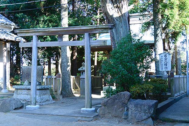 鶴谷八幡宮・若宮八幡神社