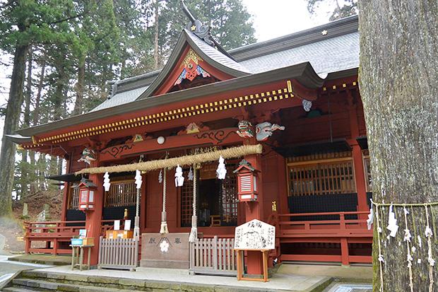 東口冨士浅間神社