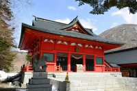 赤城神社・本殿