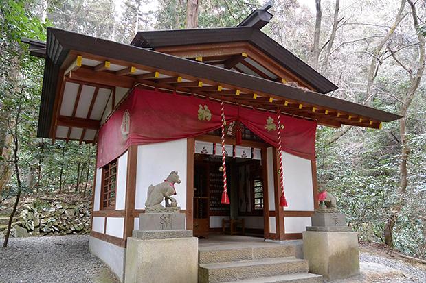 宝登山神社・宝玉稲荷神社
