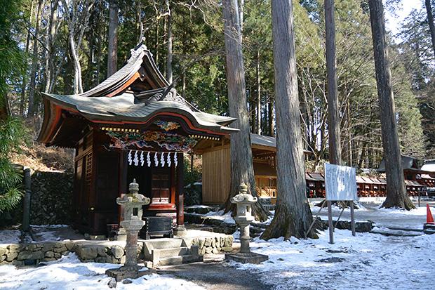 日本武神社と伊勢神宮・摂末社