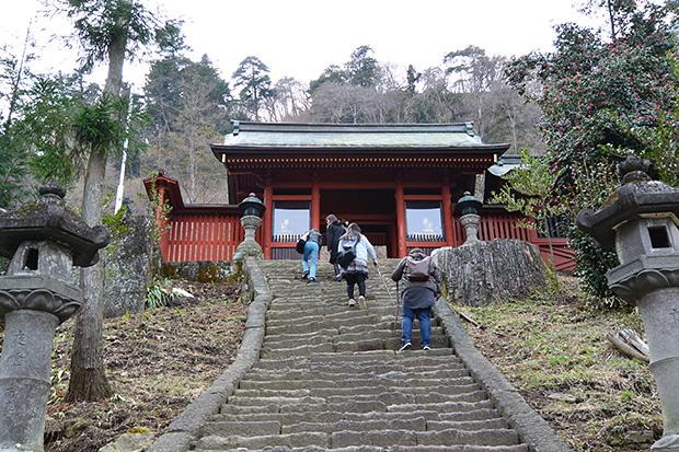 妙義神社・隋神門