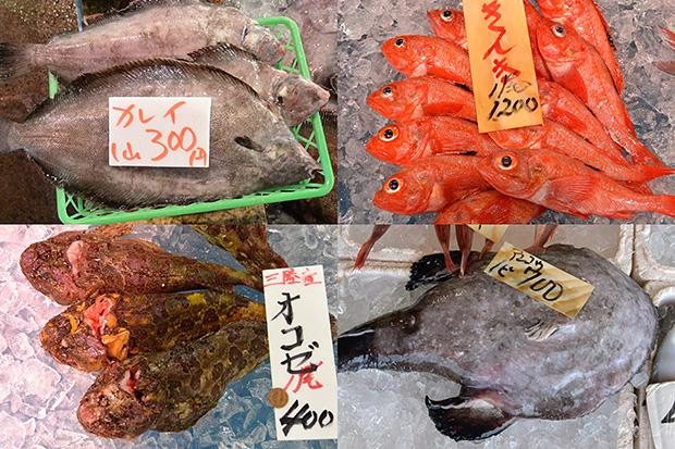 那珂湊海鮮市場