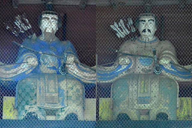 櫛石窓神(クシイワマドノカミ)と豊石窓神(トヨイワマドノカミ)