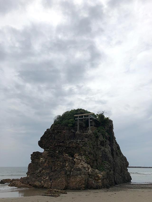 出雲・稲佐の浜
