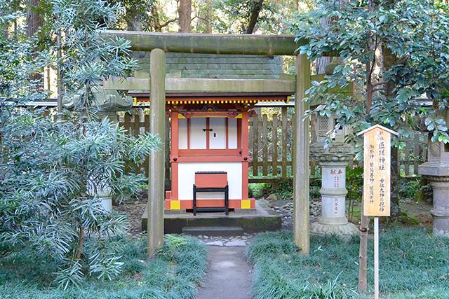 香取神宮・匝瑳神社