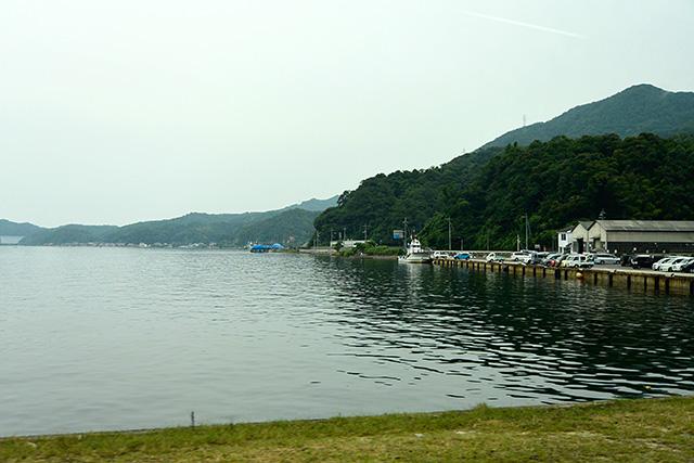 美穂関漁港