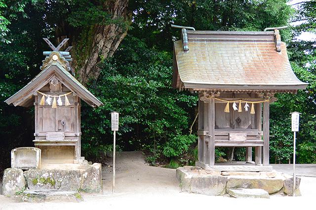 貴布禰神社とイナダヒメの母・手摩乳(テナヅチ)神社