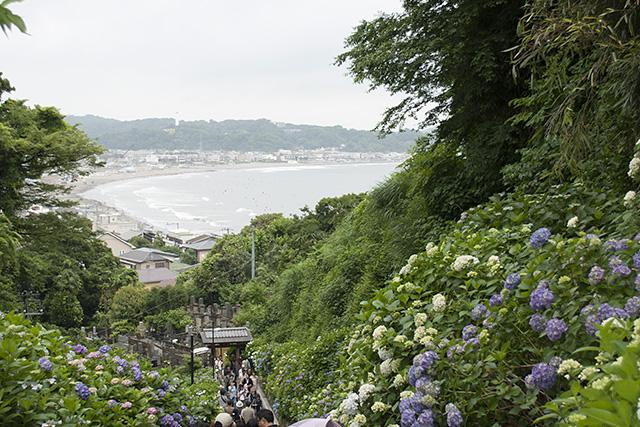 鎌倉・由比ヶ浜