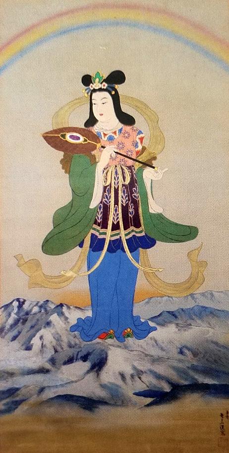 白山比咩神社のご祭神・菊理媛尊