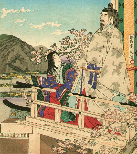 第16代仁徳天皇(大雀命)